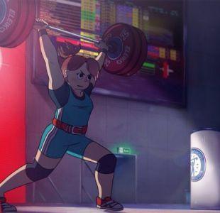 "Netflix ayudará a desarrollar serie animada chilena ""Raise the bar"""