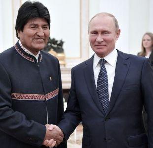 Evo Morales asistirá a su tercer mundial consecutivo: En ninguno ha estado Bolivia