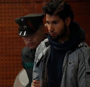 [VIDEO] Amplían control de detención de autor confeso de doble homicidio en Maipú