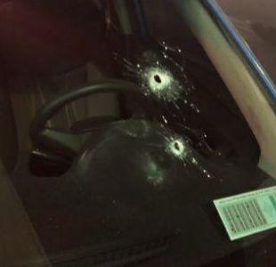 [VIDEO] Arraigo nacional para chofer de Uber que fue baleado por un carabinero tras evadir control