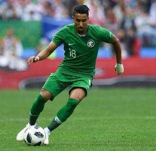 [FOTO] La extraña forma en que le estamparon el número de su camiseta al 18 de Arabia Saudita
