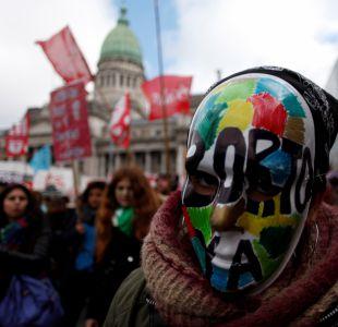 Legislación sobre el aborto en Argentina acaparó portadas internacionales