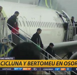 [VIDEO] Scicluna llega a Osorno para investigar presuntos abusos