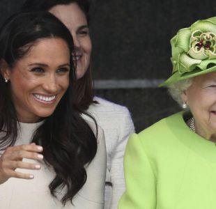 El tierno apodo que usará Meghan Markle para referirse a la Reina Isabel II