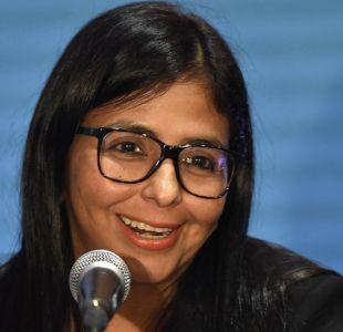 Cómo Delcy Rodríguez se convirtió en la mujer más poderosa de Venezuela