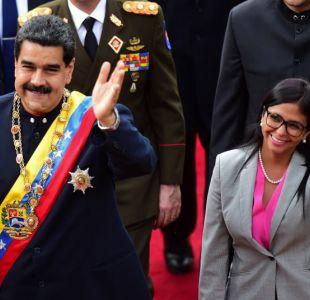Maduro renueva su gabinete y nombra a Delcy Rodríguez como vicepresidenta
