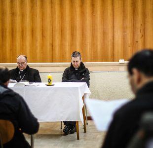 [VIDEO] Scicluna y Bertomeu se reúnen con diáconos y sacerdotes de Osorno