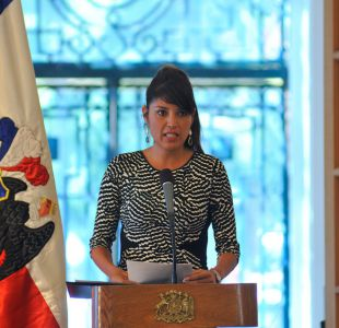 Alcaldesa de Antofagasta queda con arraigo nacional tras formalización por fraude