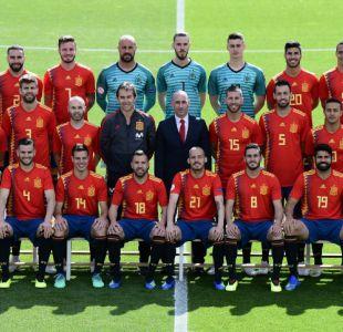 Página de citas elige a español como el jugador más sexy del Mundial