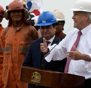 Piñera: Los intendentes han asumido su misión con eficacia