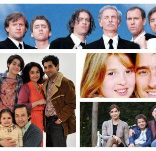 Varios son los tipos de papás que se han visto en las producciones de Canal 13