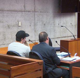 [VIDEO] Ignacio Lastra es formalizado y arriesga hasta cinco años de cárcel