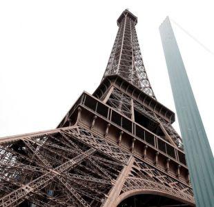 Así son las vallas permanentes antiterrorismo que se levantarán alrededor de la Torre Eiffel