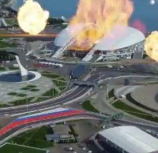 ISIS publicó video amenazando con bombardear el Mundial de Rusia 2018