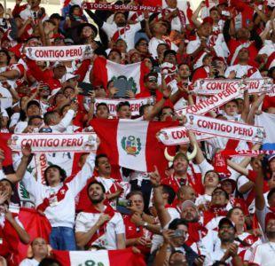 [VIDEO] Después de 36 años así se vuelve a escuchar el himno de Perú en un Mundial