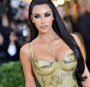 [FOTOS] Así lucía Kim Kardashian cuando estaba en el colegio