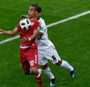 [VIDEO] Revive la derrota de Perú en su debut ante Dinamarca
