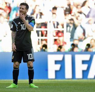 Lionel Messi: Me siento responsable del empate