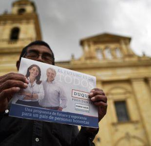Derecha e izquierda se baten hoy en balotaje inédito en Colombia