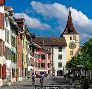 El secreto de Suiza para mantenerse unido con cuatro lenguas