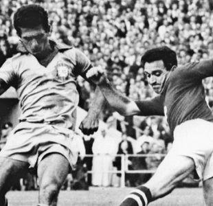 Nikita Simonyan, la estrella soviética que lesionó a Pelé en su debut en el Mundial de 1958