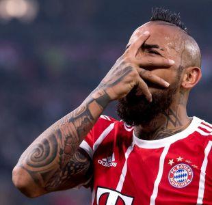 El precio que puso Bayern Munich por Arturo Vidal