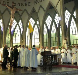 [FOTOS] Scicluna en Osorno: El Papa me ha encomendado pedirles perdón por haberlos ofendido