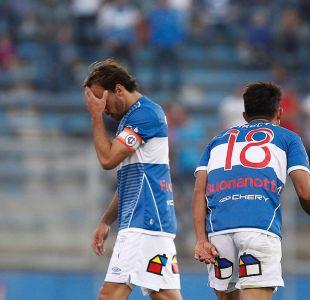 Católica queda eliminada de Copa Chile tras caer de local con Cobreloa