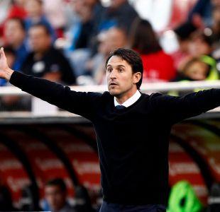 Beñat San José tras eliminación en Copa Chile: No nos ha salido nada
