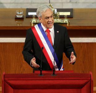 Piñera tras decisión de Bolivia de no contrademandar por río Silala: Ratificó la posición chilena