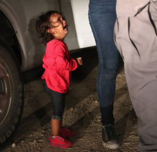 Melania Trump rechaza la separación entre inmigrantes y sus hijos en la frontera de Estados Unidos