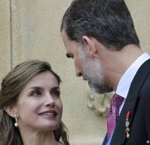 Felipe VI recuerda el origen español de San Antonio antes de reunirse con Trump el martes