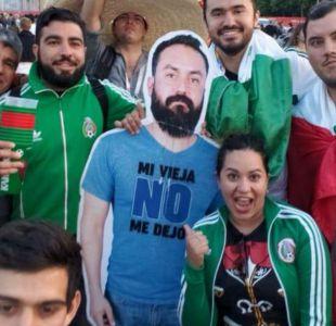 [VIDEO] Mexicano se perdió el Mundial porque su vieja no lo dejó y así se burlan sus amigos