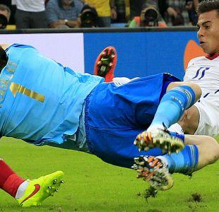 [VIDEO] El día en que Chile eliminó a España en el Mundial de Brasil 2014
