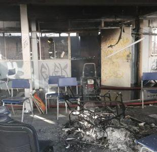 [VIDEO] Liceo Amunátegui no volverá a clases este año tras daños en toma: alumnos serán reubicados