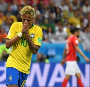 [FOTO] Neymar enciende las alarmas en Brasil