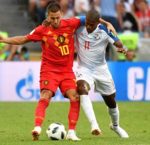 La estadística que deja muy bien parado a Armando Cooper frente a Bélgica en el Mundial