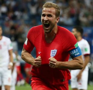 Inglaterra celebra en su debut venciendo en la agonía a Túnez por el Mundial de Rusia