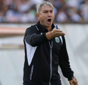 Dalcio Giovagnoli deja de ser el DT de Temuco a un mes de eliminatoria contra San Lorenzo