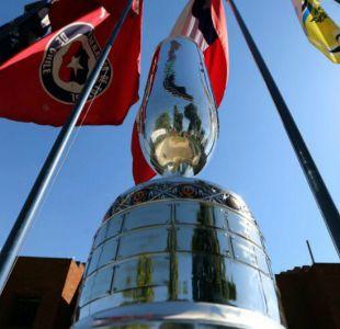 ANFP da a conocer la programación de la ida de los octavos de final de Copa Chile 2018