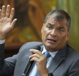 Justicia ecuatoriana vincula a Rafael Correa en causa por secuestro de opositor