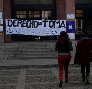 Vocera de Asamblea de Mujeres de la U. de Chile y petitorio: Había cambios estructurales que hacer