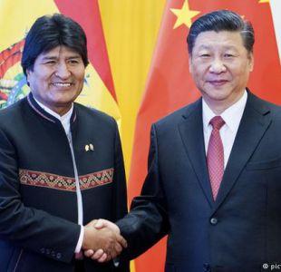 China convierte a Bolivia en socio estratégico