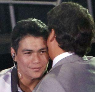 Américo y Rafael Araneda en Viña 2011