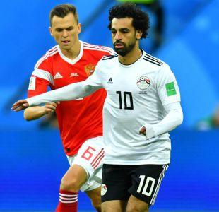 [Minuto a Minuto] Rusia y Egipto están jugando por el Grupo A del Mundial
