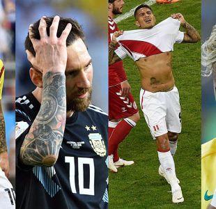 Rusia 2018: el peor comienzo de Sudamérica en más de 40 años en un Mundial