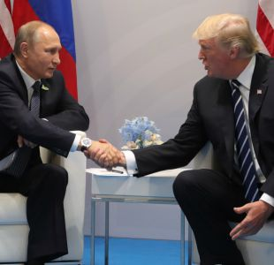 Los múltiples desacuerdos entre Trump y Putin