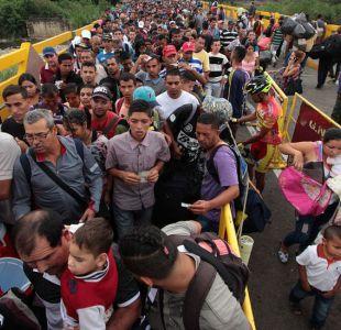 Venezuela, el país de América Latina que genera más solicitudes de asilo en el mundo