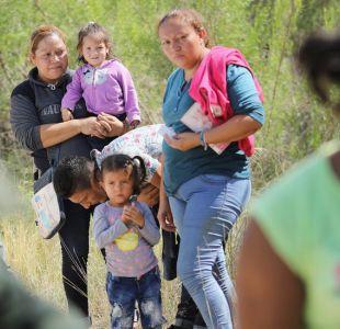 La defensa de Trump de su política de separar a los niños de sus padres indocumentados