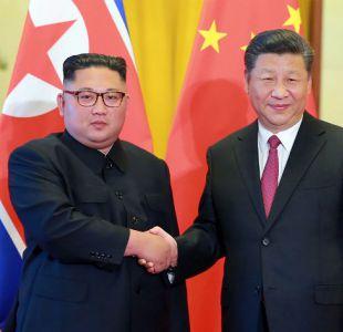 [VIDEO] Kim Jong Un alaba la unidad con China en su nueva visita